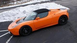 Tesla Roadster 2012 Videos