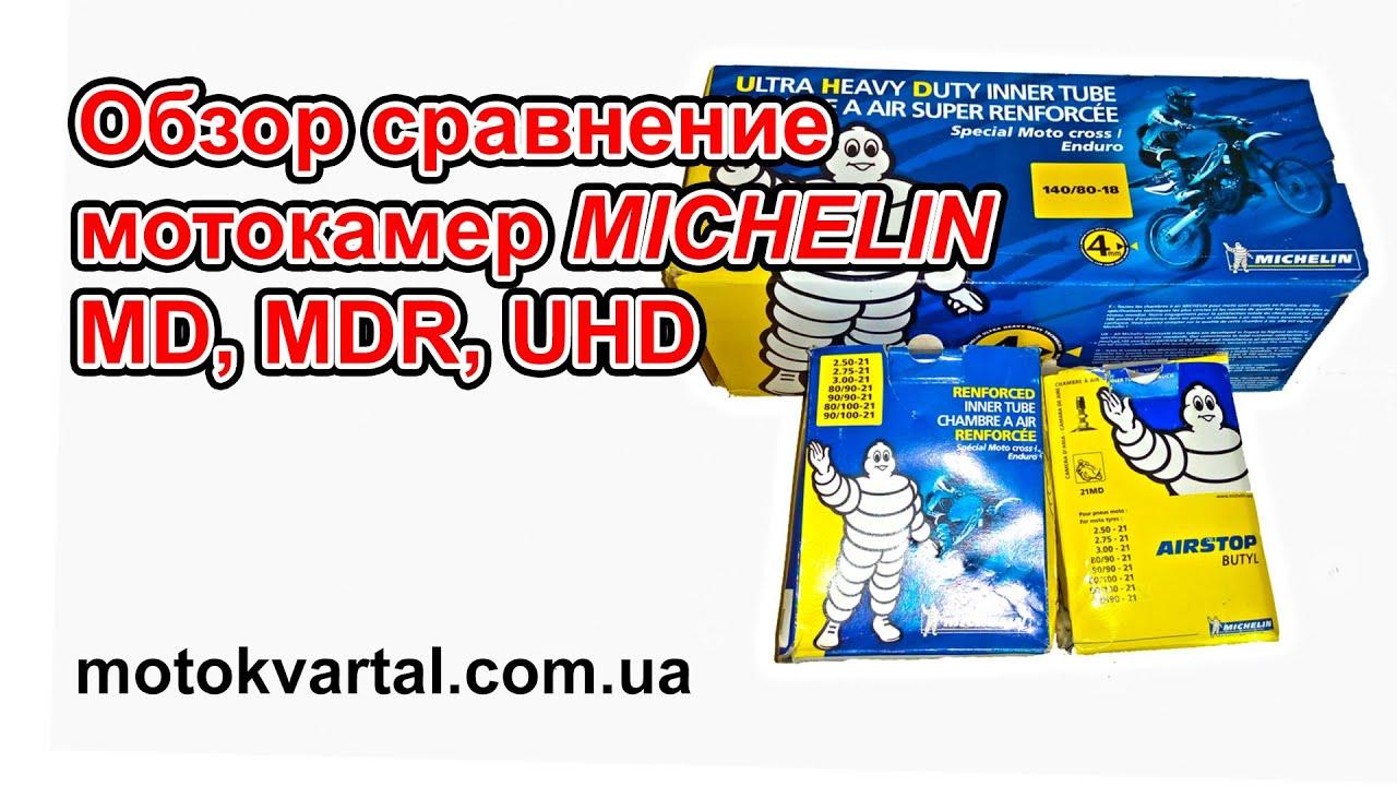 Мотокамеры Michelin