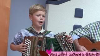 I sing a Liad für di - Luca Stangl