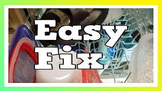 How To Fix A Dishwasher Not Drying Dishes