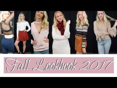 Fall Lookbook 2017 // Holiday Outfit Ideas