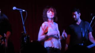 Sister Sparrow and The Dirty Birds--Prison Cells--Hotel Cafe--5 27 15