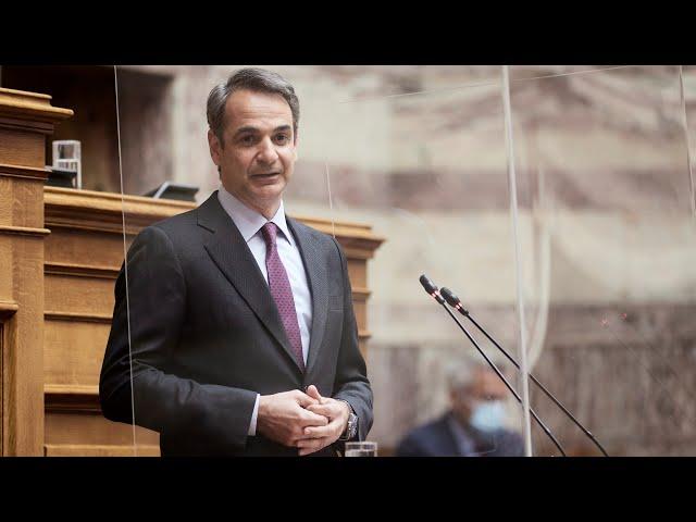 <span class='as_h2'><a href='https://webtv.eklogika.gr/' target='_blank' title='Ομιλία στη Βουλή σχετικά με τη στρατηγική για την μετάβαση σε μια κλιματικά ουδέτερη οικονομία'>Ομιλία στη Βουλή σχετικά με τη στρατηγική για την μετάβαση σε μια κλιματικά ουδέτερη οικονομία</a></span>