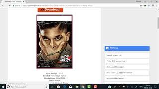 Download na paru suriya in hindi (full HD)