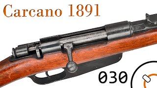 Small Arms of WWI Primer 030: Italian Carcano Model 1891
