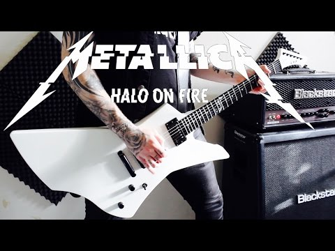 Metallica - Halo On Fire (Guitar Cover)
