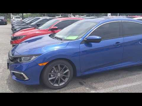 2019 Honda Civic EX Quick Review
