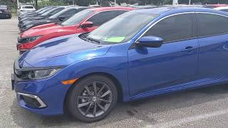 2019 Honda Civic EX quick review