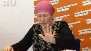 Tursunoi Zakirova Турсуной Закирова