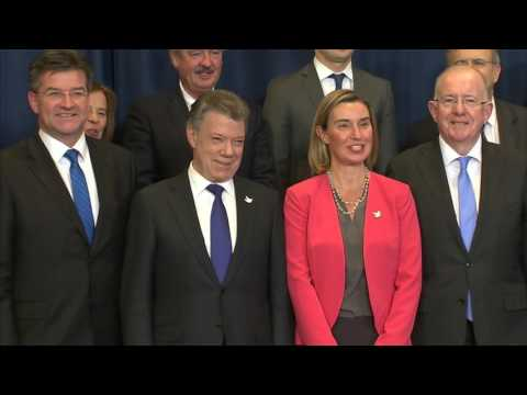 EU and Colombia sign the establishment of the EU Trust Fund for Peace (version ES)