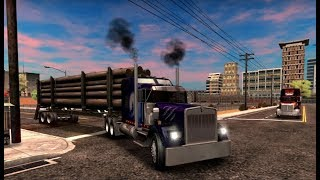 Truck Simulator USA #1 Mack Truck Games Android IOS GamePlay FHD