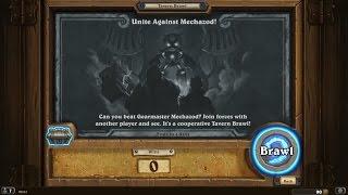 Tavern Brawl s Gejmrem - Unite against Mechazod