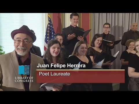 Speak the People / the Spark / el Poema: Fresno State Chamber Singers
