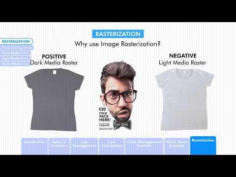 TransferRIP Part 7 #1   Introduction Rasterization