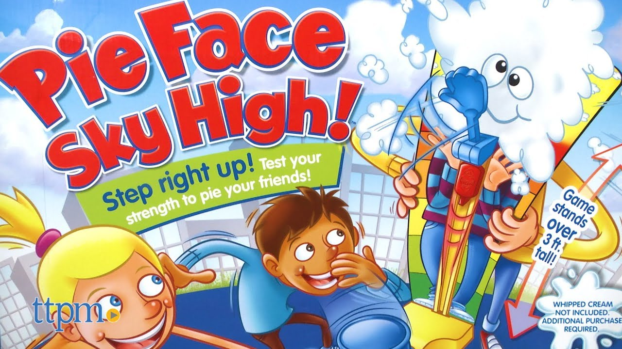 Pie face sky high from hasbro youtube pie face sky high from hasbro solutioingenieria Gallery