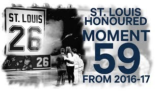 No. 59/100: St. Louis honored by Lightning