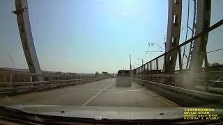 Дтп 26.08.2019 г. Мост через Енисей между Абаканом и Минусинском