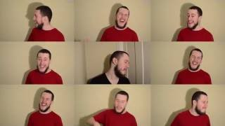 Jon Gomm - Passionflower - Acapella Arrangement