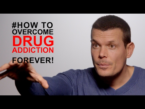 How to stop a drug addiction FOREVER: #1 Real cause of addic