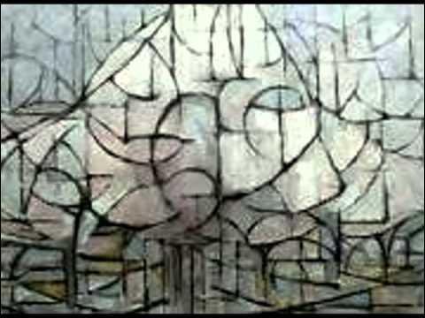 Los árboles de Mondrian