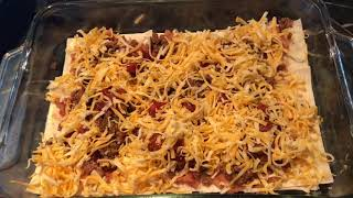 Cooks and Books—Mexican Lasagna