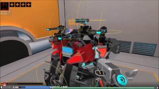 Robocraft Medic Bot