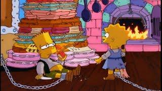 Die Simpsons - Märchen (Beste Szenen #13) [Deutsch/German] HD 2018