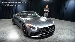 What's Special - 2018 Mercedes-Benz GT AMG® C Roadster from Mercedes Benz of Scottsdale
