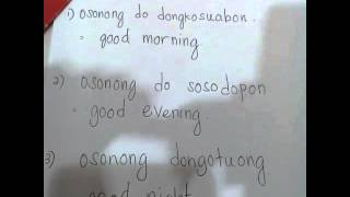 Part 2 Dusun Language from sabah