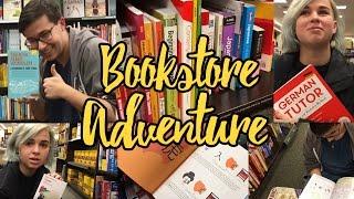 Polyglot Bookstore Adventure!