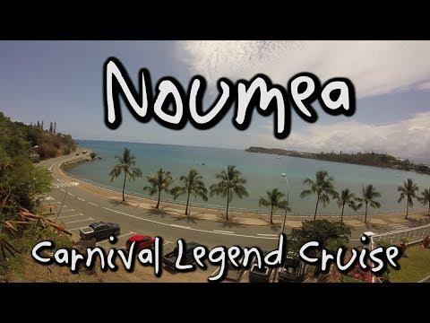 Carnival Legend Cruise VLOG (New Caledonia) Day 4 - Noumea