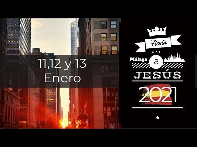 Fiesta a Jesús 2021