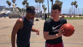 Which NBA player plays TOO hard?!?