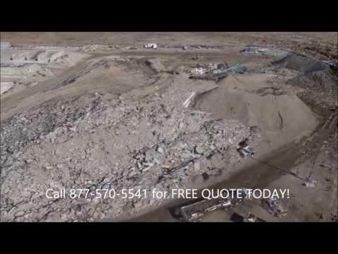 Airborne LiDAR Survey Las Vegas