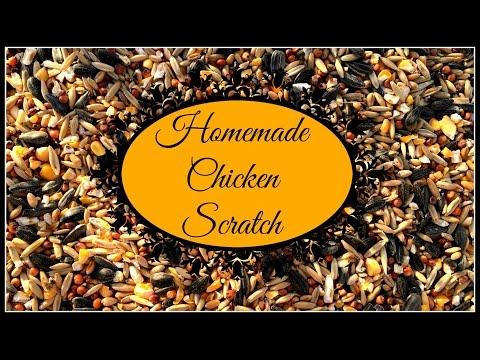 Homemade Chicken Scratch~