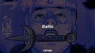 Duki - Ballin (Letra)