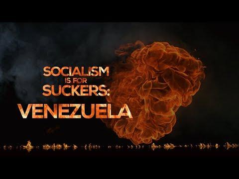 SOCIALISM IS FOR SUCKERS: VENEZUELA