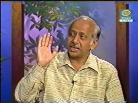 Theatre Artist & Director G. Srinivasamurthy shares his experience with Jayaprakash Nagathihalli