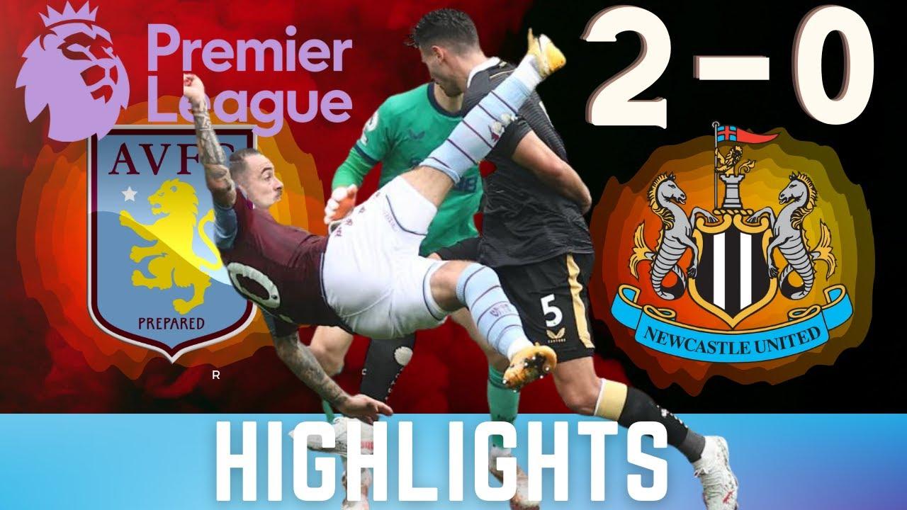 Aston Villa 2-0 Newcastle United | Karl's vlog
