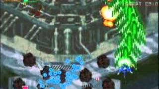 Mars Matrix: Max Score - Player: ACR