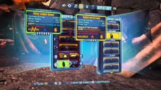 Borderlands 2 - Legendary Grenade Mods