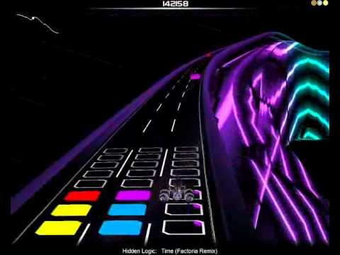 Hidden Logic: TIme (Factoria Remix) [Audiosurf]