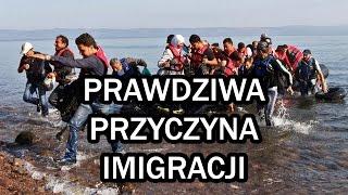 Prawdziwa przyczyna imigracji - Ekonomia dla każdego #49