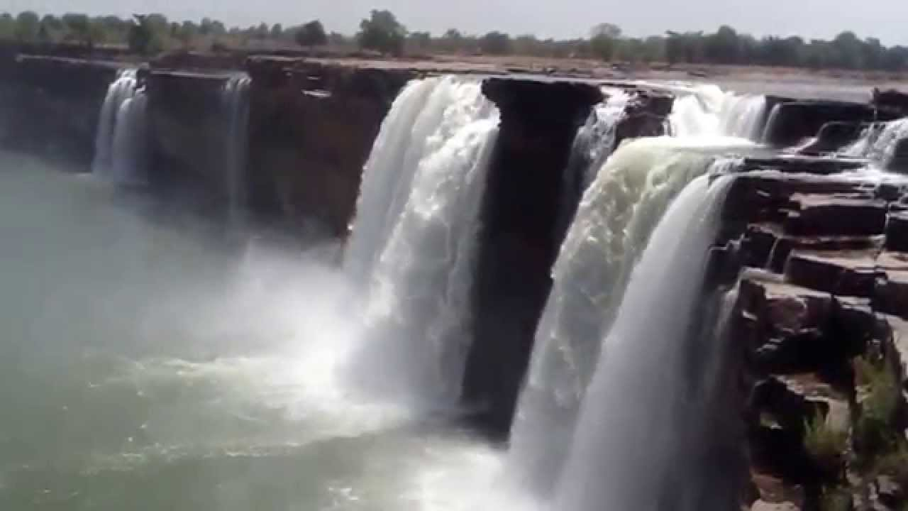 Chitrakoot Waterfall Jagdalpur Chattisgarh