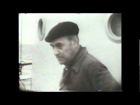 The White Fleet - Portuguese Fishermen On The Grand Banks Of Newfoundland - 1ª Parte