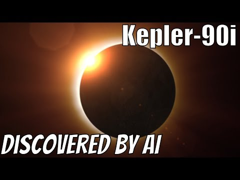 The 8th Planet of Kepler-90 - NASA's Discovery Using Machine Learning