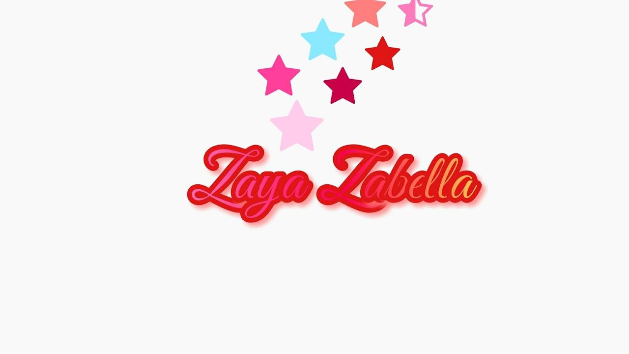 Live live zaya