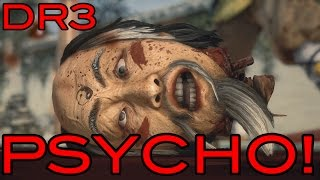 Dead Rising 3: All Bosses and Psychopaths (720 HD)