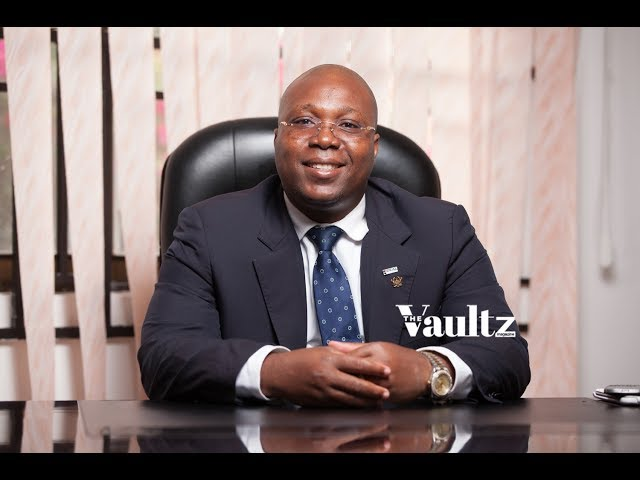 Personality Profile - Dr Nii Kotei Dzani, President of Groupe Ideal | Vaultz Magazine