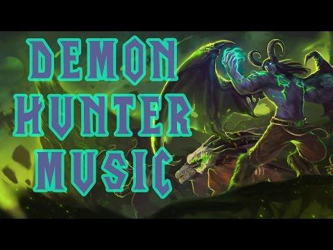 Demon Hunter Music - World of Warcraft Legion